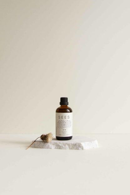 tuoksuton luonnollinen ihoöljy puhdas skin oil sees company