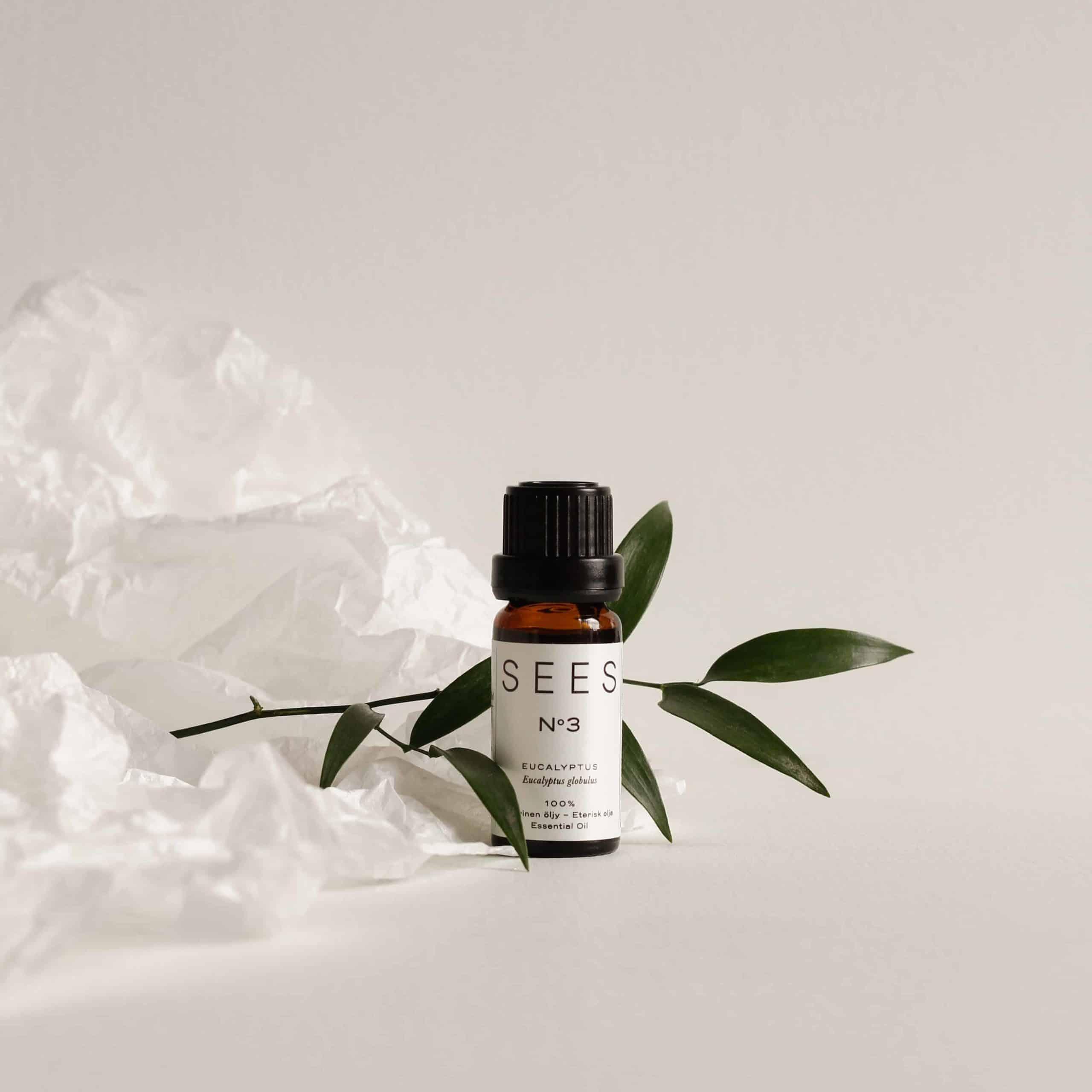 SEES Company eucalyptus eteerinen öljy